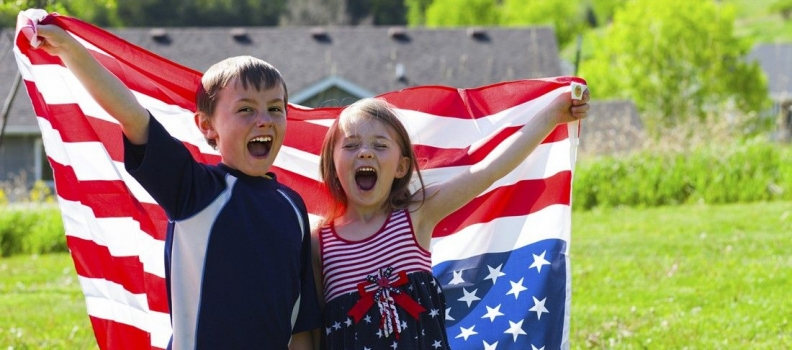 From Our Family to Yours: Happy 4th of July!