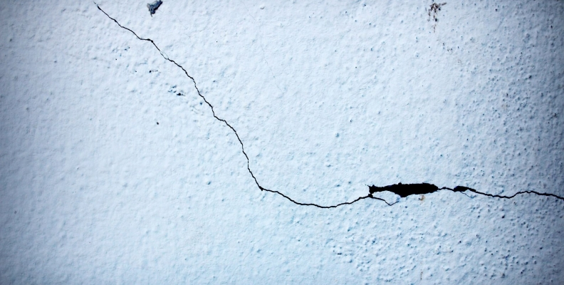 Cracking in your stucco