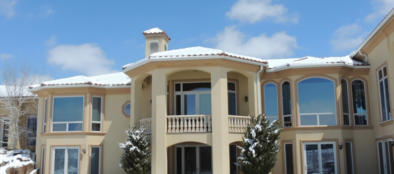 Repairing Stucco and EIFS in Cold Winter Weather