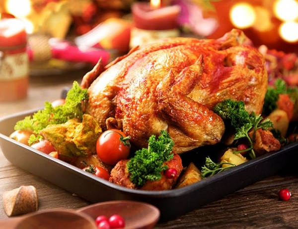 Dry Turkey: Avoid Thanksgiving Moisture Problems